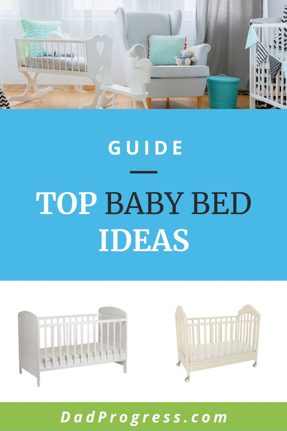 Crib Vs Mini Crib How Are They Different And Which Is The Best Choice For You In 2020 Mini Crib Cribs Cribs For Small Spaces