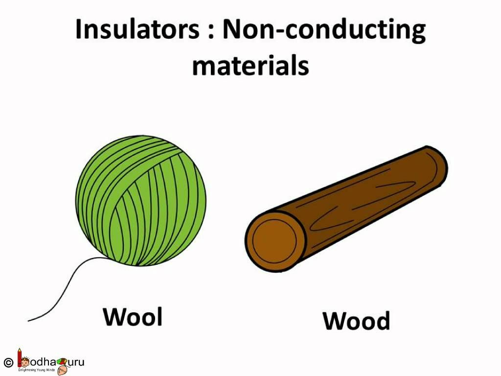 Conductors, Insulators, and Electron Flow