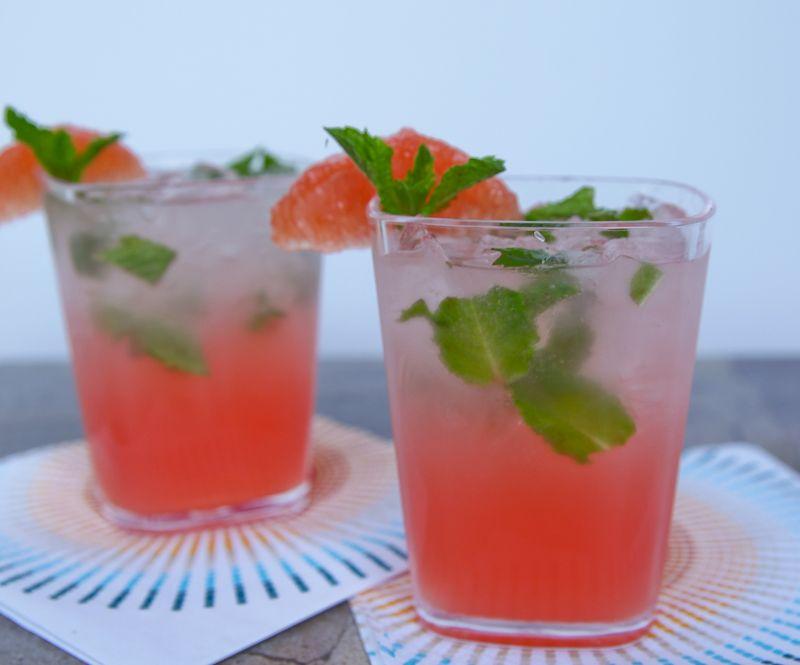 grapefruit recept