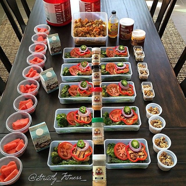 Prepped by @strictly_fitness_ Containers by @macromatedotcom Meal prep week 113 ✔️Breakfast Pro7ein shake Or Cage free liquid egg whites ✔️Lunch Lean ground turkey patties made with: 3 packages of 99% lean Ground turkey 2 tablespoons of Chipotle Seasoning @flavorgod 1/3 cup of Rolled Oats Organic ketchup 3 Eggs -whites only 1 tablespoon of organic brown sugar Mix by hand and make into fist size patties. And BBQ... Topped with tomato, red bell pepper, red onion and Jalapeño Baked asparagus…