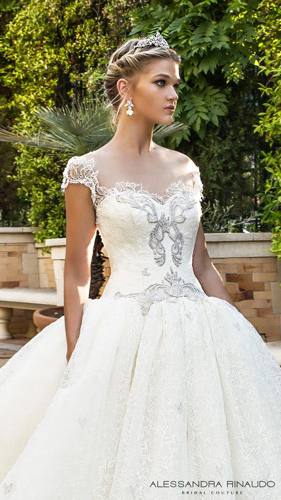 Mini wedding dresses  Alessandra Rinaudo  Wedding Dresses bridalgown  Bridal Fashion