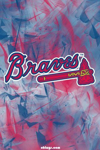 Atlanta Braves Atlanta Braves Wallpaper Braves Braves Iphone Wallpaper