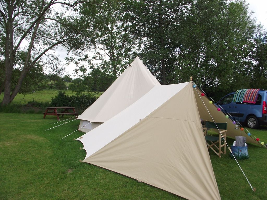 Bell tents -anyone use a triangle awning? UKC&site.co.uk Tent talk. Advice info and recommendations Forum Messages & Bell tents -anyone use a triangle awning? UKCampsite.co.uk Tent talk ...