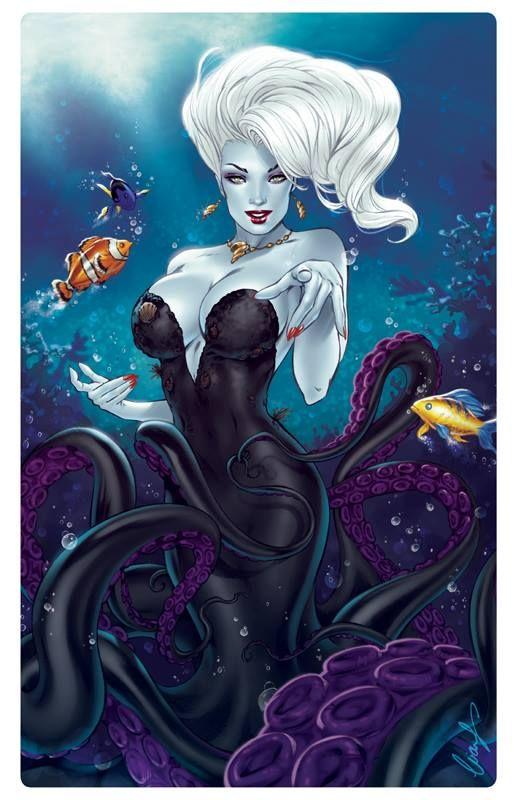 Ursula sexy
