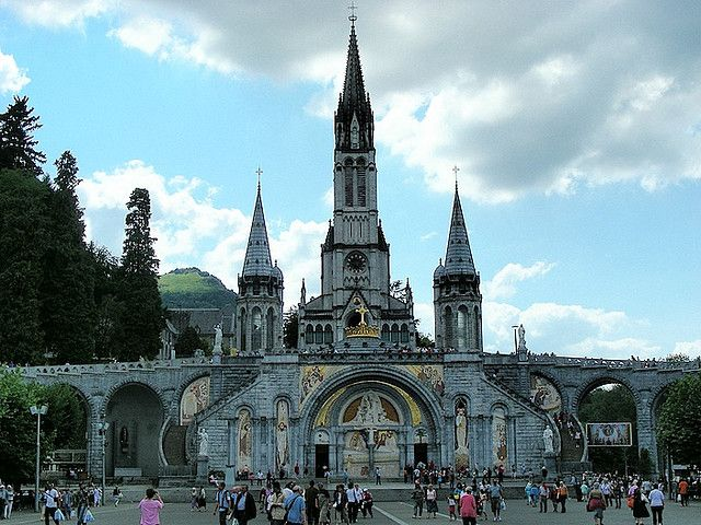 Sanctuary Of Our Lady Lourdes Hotels Near The