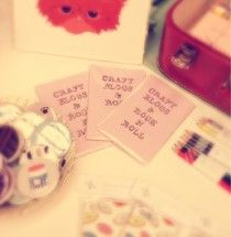 The goody bag giveaway from Vivid Please :) SO CUTE <3  http://vividplease.blogspot.co.uk/2013/11/goodie-bag-giveaway-worth-30.html