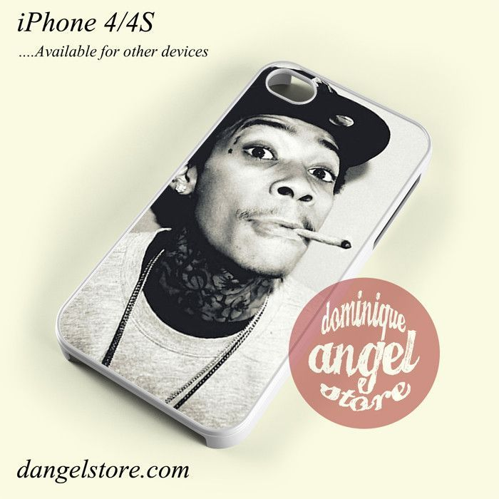 Wiz Khalifa 3 Phone Case for iPhone 4/4s and Another iPhone Devices