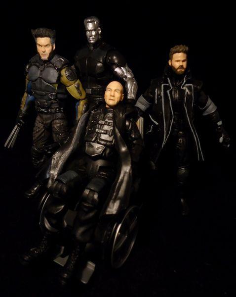 X men days of future past colossus