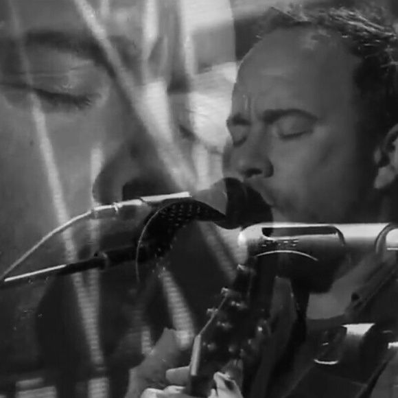 The beautiful Dave Matthews at Farm Aid taken from a screen shot of the live Farm Aid video!  Love this man!