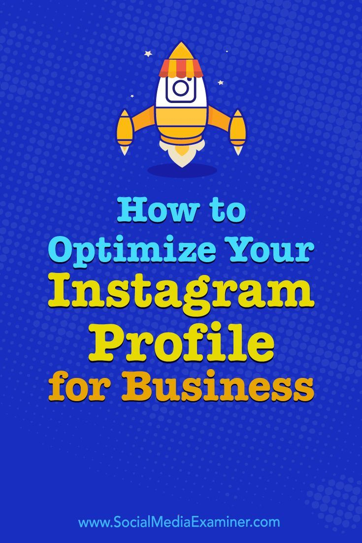 how to make instagram profile