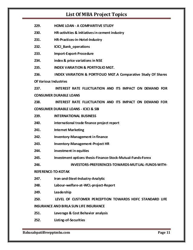 Dissertation on human resource management
