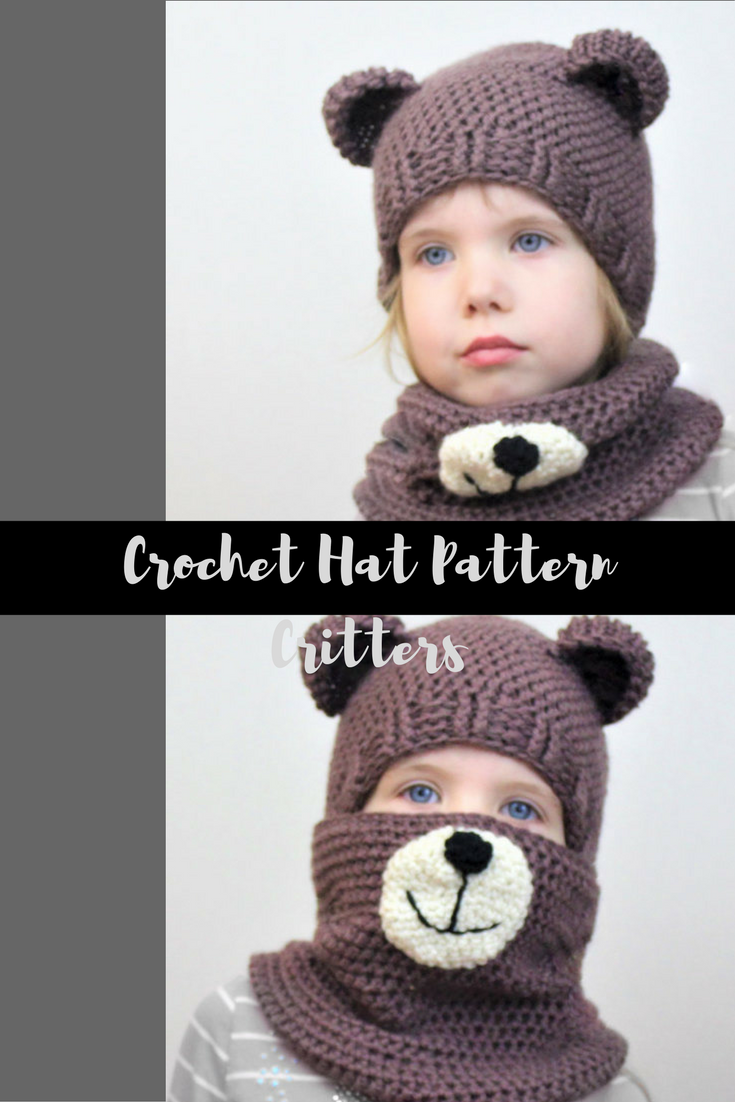 7c1c709203aad Adorable Critter Crochet Pattern from Etsy.com  crochet printable etsy ad