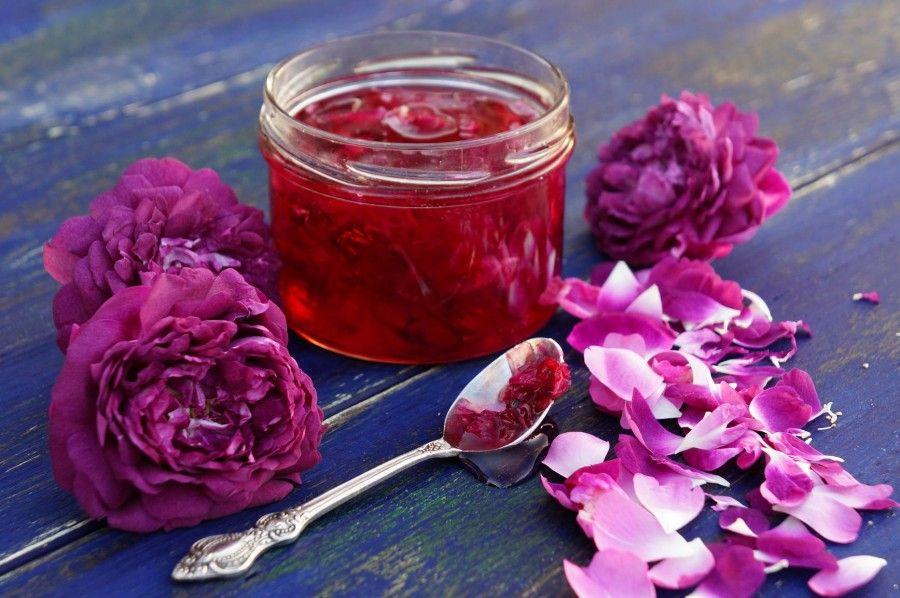 Лосьон своими руками из роз