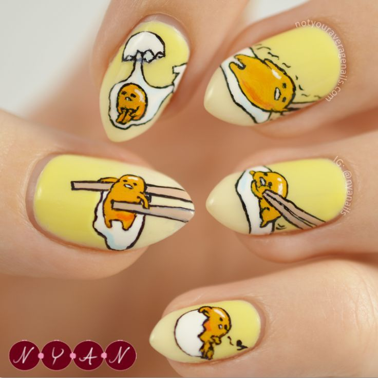 Картинки по запросу nail art kawaii - Картинки по запросу Nail Art Kawaii Маникюр Pinterest