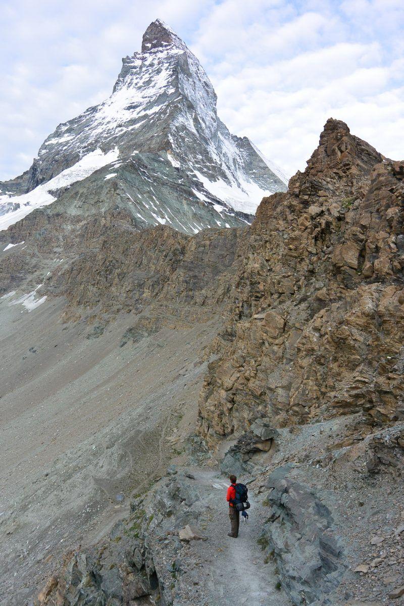 Hiking Switzerland S Iconic H 246 Rnlih 252 Tte Matterhorn Trail