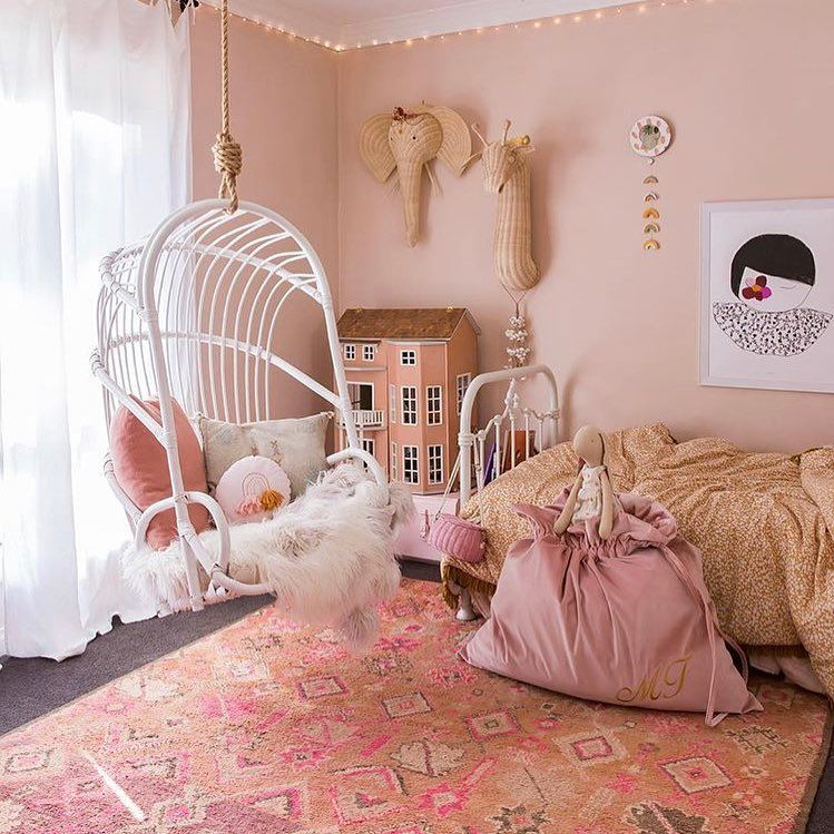 What A Beautiful Little Girls Room We Have Few Of These Lucy Singles In White Coming Pre Xmas Photo V Girl Rooms Paint Kid Decor