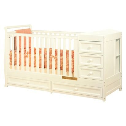 Superbe Perhaps A Good Way To Combine Crib/changing Table/dresser.