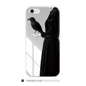 CORBEAU motif copain coque pour iPhone6/6s/6plus/7/7plus | Animal ...