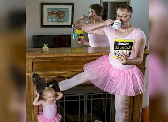 14 Reasons Why Dads Shouldn't Be Left With Kids Alone