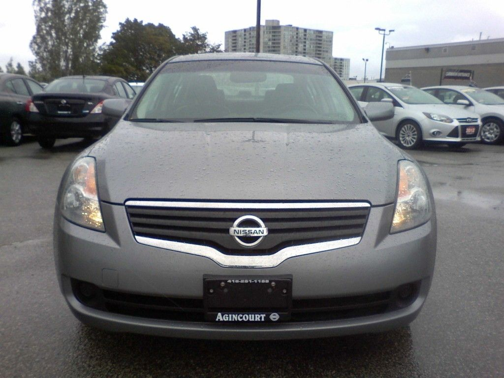 2008 Nissan Altima 2.5 SL Sedan For Sale TORONTO ON
