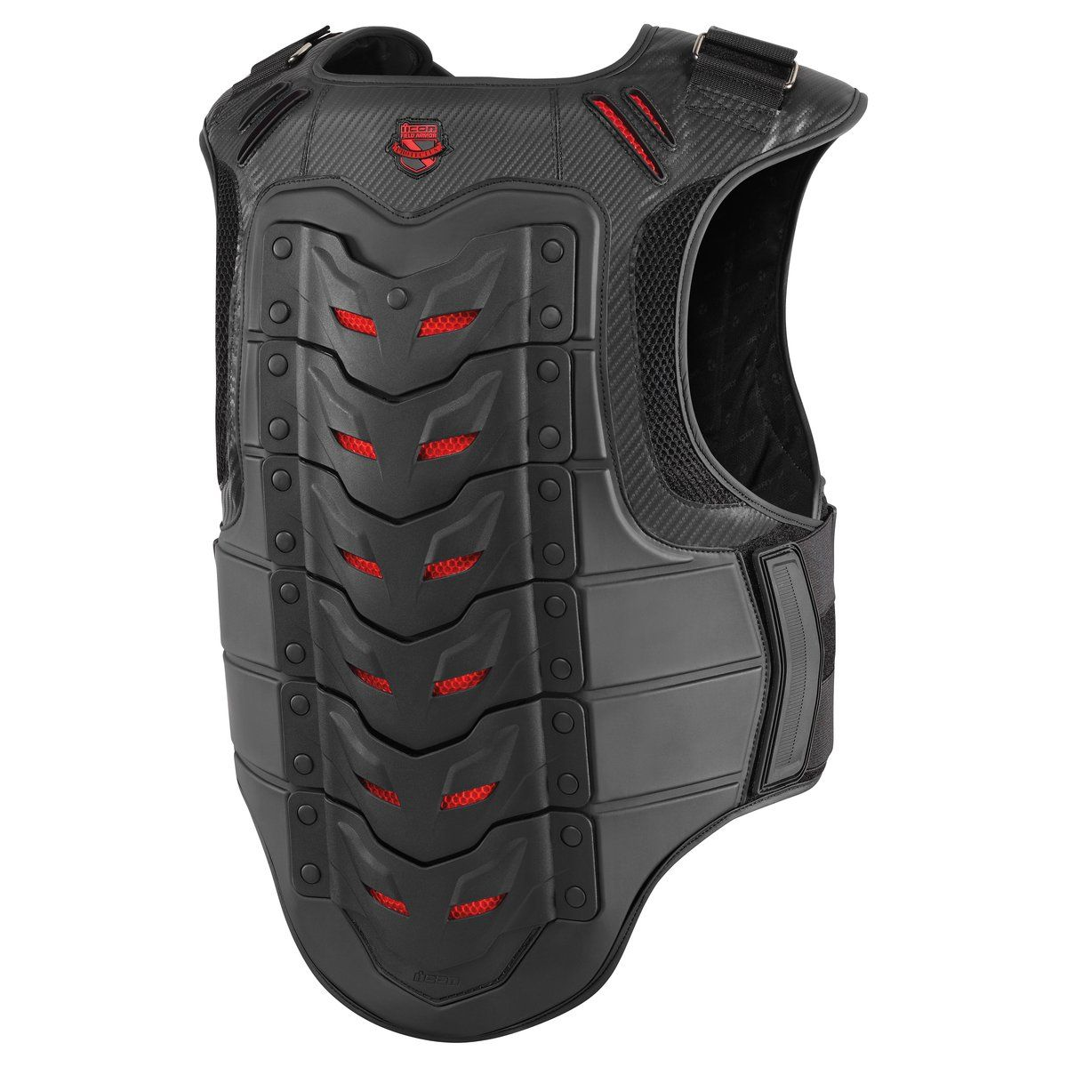 Icon Stryker Vest Riding gear, Bike accessories, Motorcycle