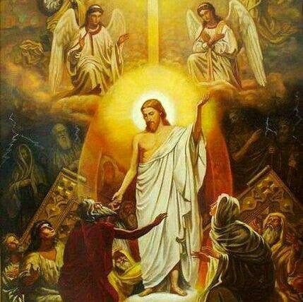 Jesus Christ Est Ressuscite Il Est Vraiment Ressuscite Alleluia Image De Jesus Christ Jesus Christ Chretiente
