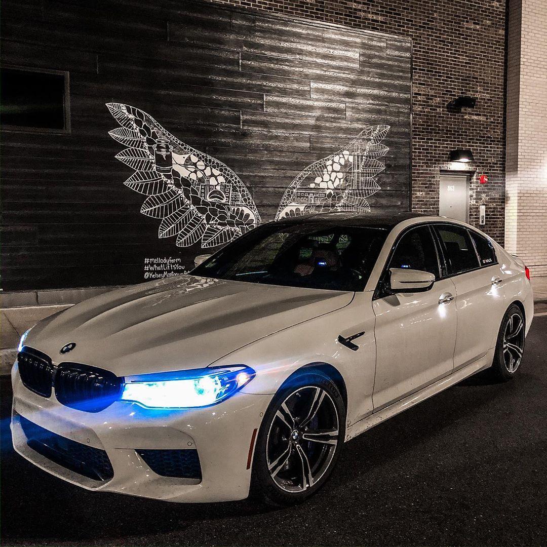 2 682 вподобань 22 коментарів Bmw F90 M5 Alpine White F90 M5 в Instagram Street Legal Race Car Follow To Support Bmw Bmw Cars Dream Cars