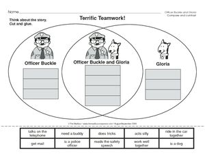 Printables Officer Buckle And Gloria Worksheets buckle and gloria worksheets versaldobip officer versaldobip