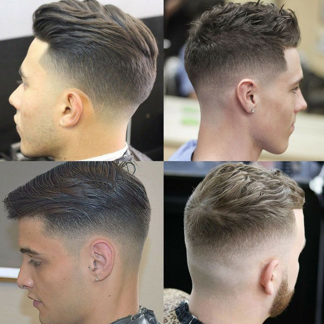 Haircut Names For Men Types Of Haircuts 2019 Fade Haircuts