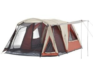 Oztrail Breezeway Chalet 6 Tent  sc 1 st  Pinterest & Oztrail Breezeway Chalet 6 Tent | The Great outdoors | Pinterest ...
