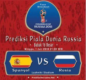 Prediksi Spanyol vs Rusia: Live Stream Berita Tim Susunan ...