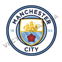 Manchester City F C Logo Vector Manchester City Logo Manchester City Football Club Manchester City