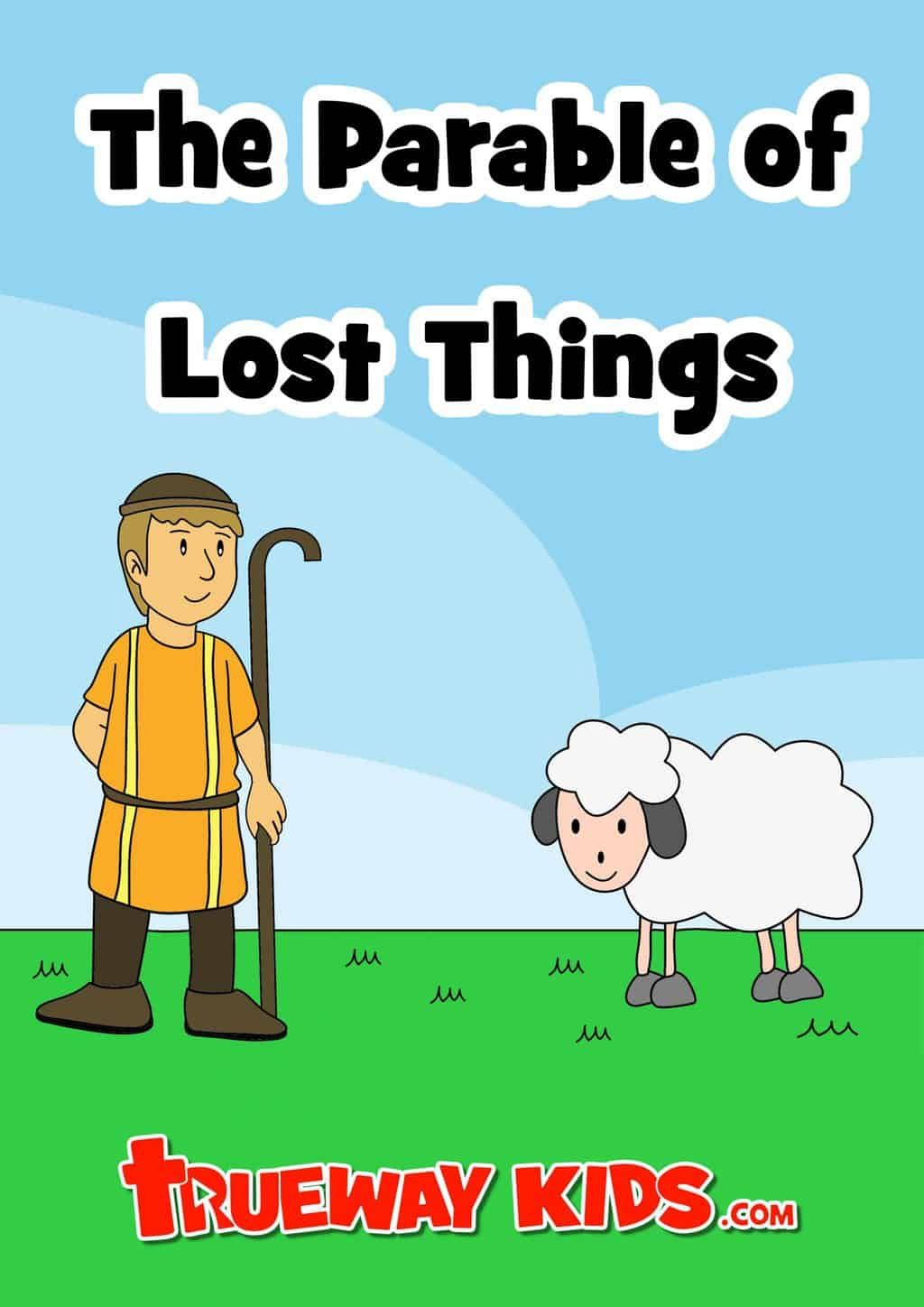 Pin On The Lost Sheep And Lost Coin Parable