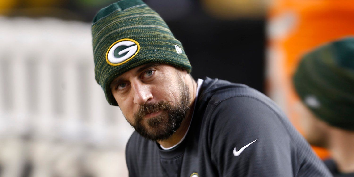 Aaron Rodgers Packers Relationship Reportedly Tense As Contract Talks Approach Aaron Rodgers Rodgers Packers Packers