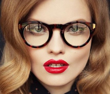 29 ideas how to wear makeup with glasses hair eyeglasses