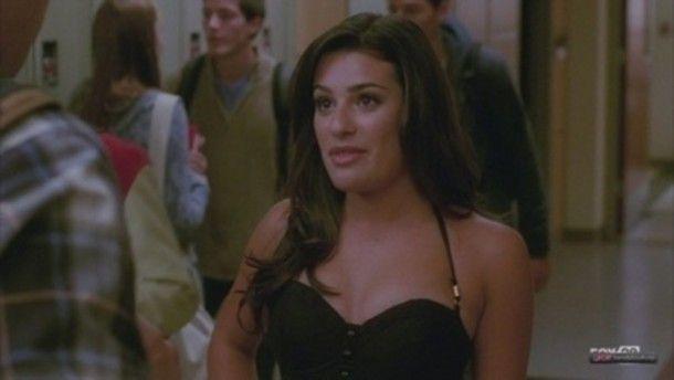 Rachel Glee Hot