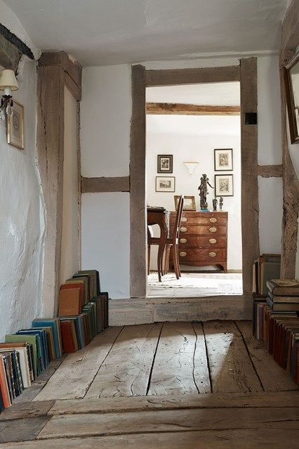 An Ancient Sussex Farmhouse Filled With Inherited