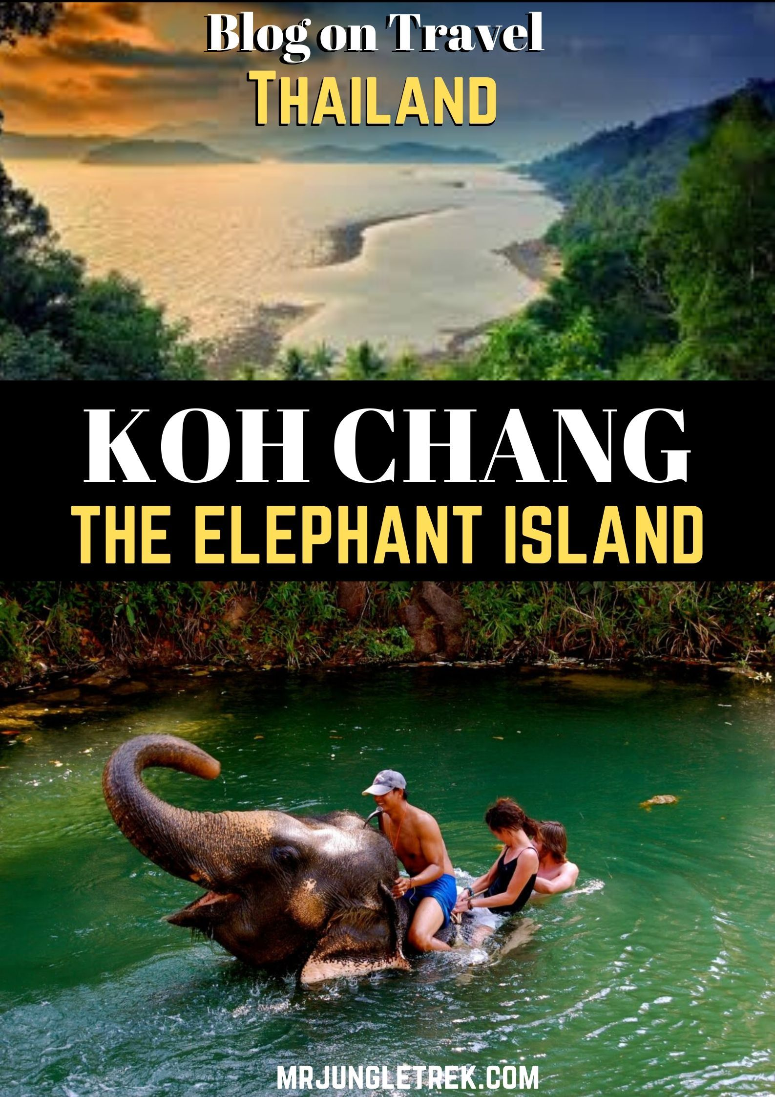 KOH CHANG ISLAND AN ESSENTIAL GUIDE TO THE ELEPHANT