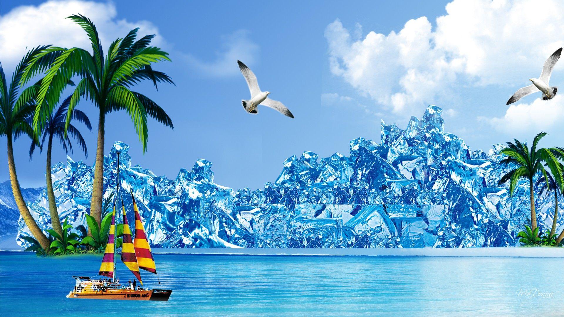 Summer Desktop Backgrounds Wallpapers