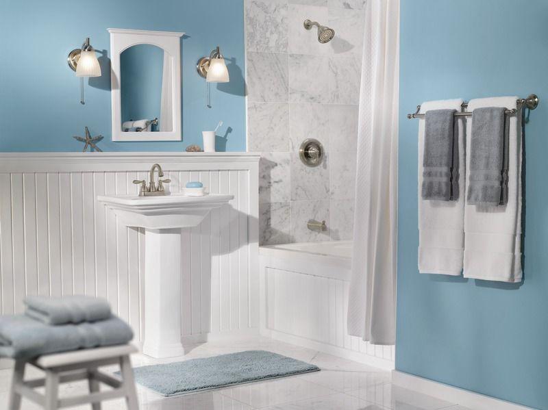 17 Best images about bathroom paint ideas on Pinterest | Paint ...