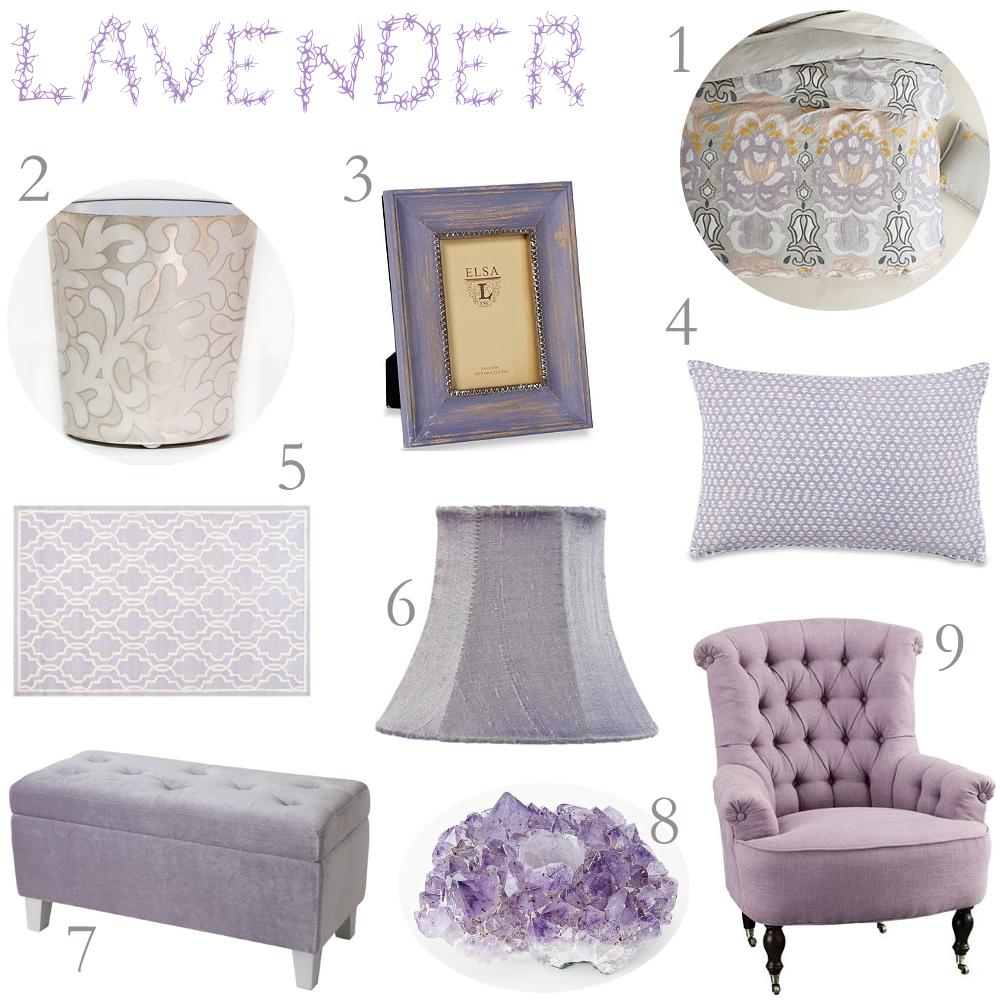 Lavender And Gray I Like The Duvet And Waste Basket Grey Bedroom Decor Lavender Living Rooms Room Decor Bedroom
