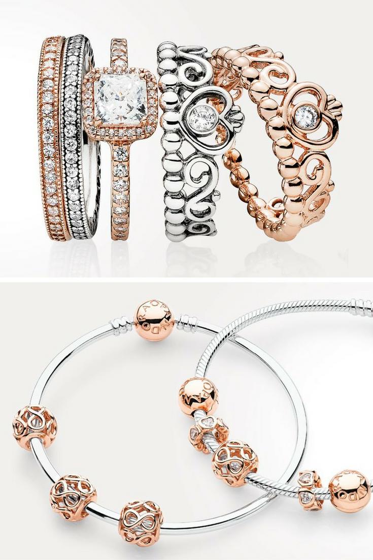 ec7b0af628751 New for fall in PANDORA Rose. #PANDORATexas #PANDORAjewelry ...