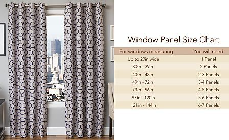 Softline Diane Window Panel Collection