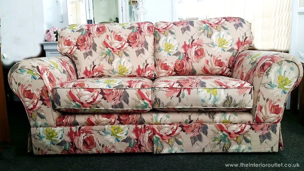 New M S Harriet Shabbychic Style Sofa Only 399 Sofas Sofaoutlet