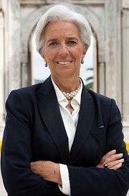 Christine Lagarde | Strong Powerful Women | Powerful women