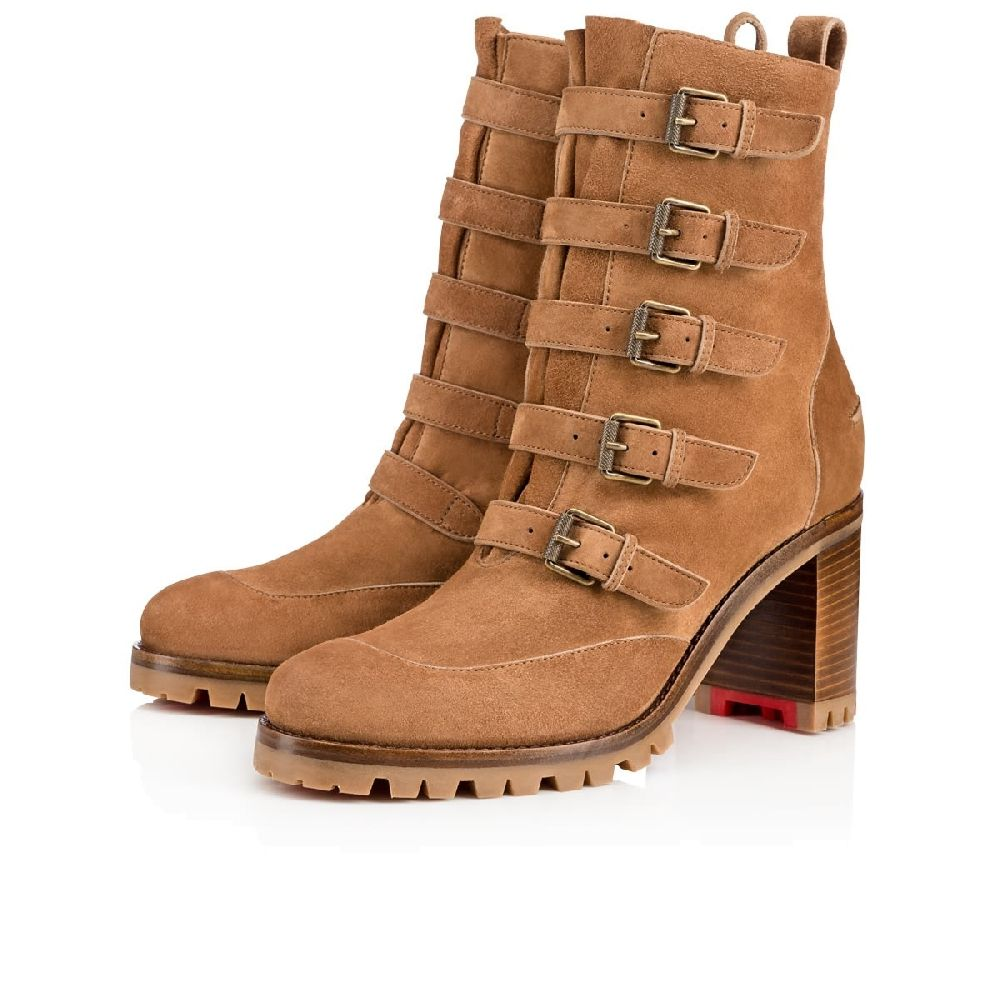 12769f9dbbf0 Christian Louboutin Who Walks Boots Indiana 70mm in 2019
