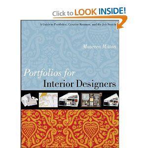 30 Used Portfolios For Interior Designers Maureen Mitton 9780470408162 Amazon