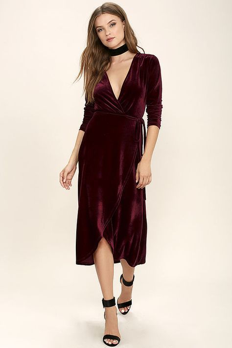 Midi Holiday Dresses