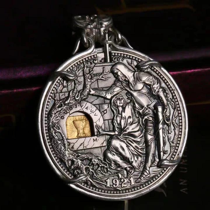 holy grail rover coin