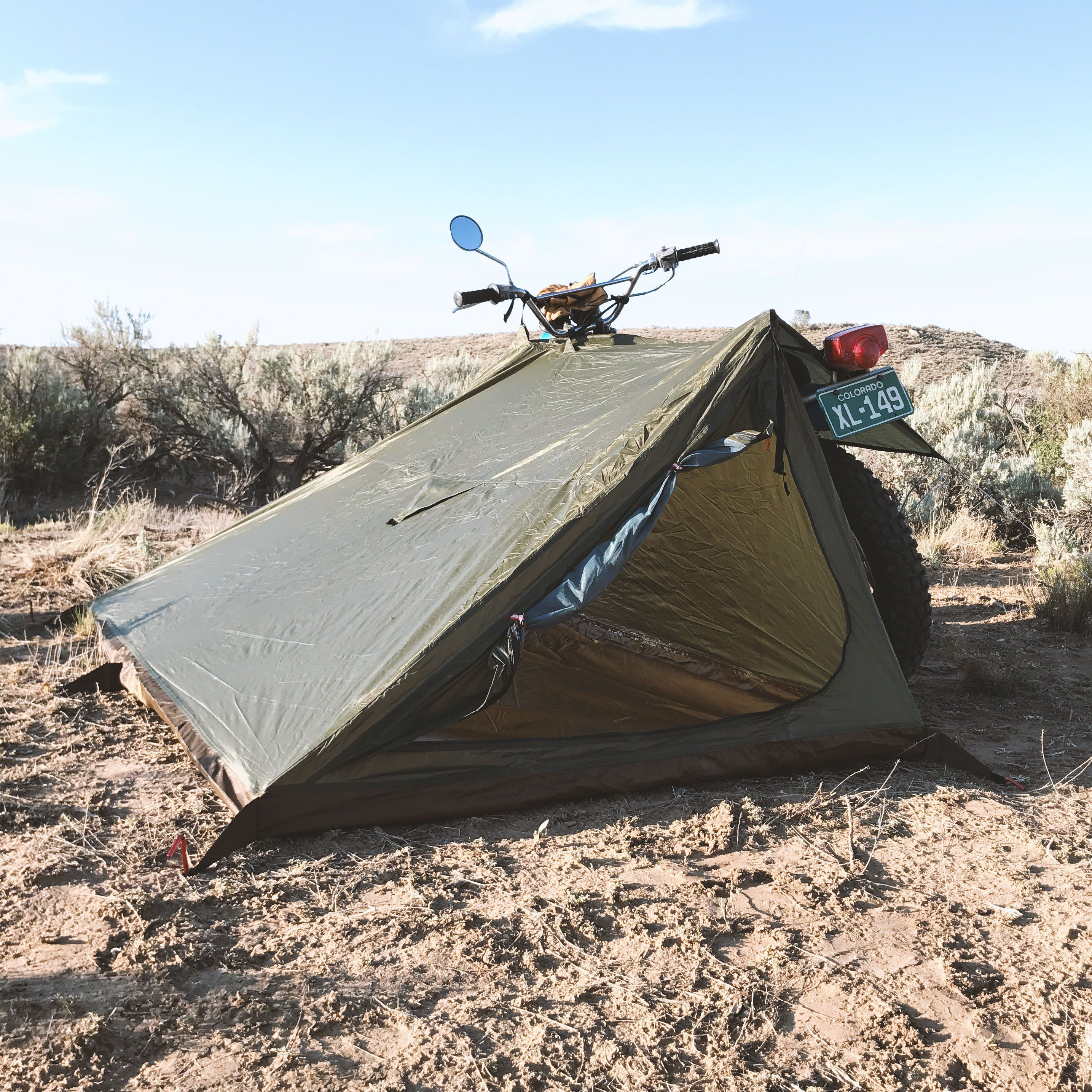 Photo of Nomad 3 tent